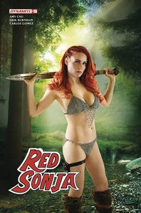 [Red Sonja #16 (Cover D Cosplay) (Product Image)]