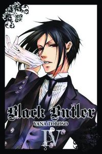 [Black Butler: Volume 4 (Product Image)]