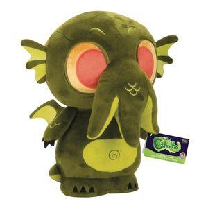 [Cthulhu: SuperCute Plush: Dark Green (Product Image)]