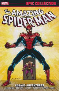 [Amazing Spider-Man: Epic Collection: Cosmic Adventures (Product Image)]