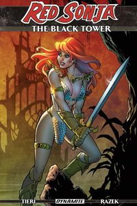 [Red Sonja: Black Tower (Product Image)]