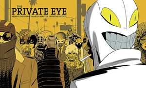 [Private Eye (Deluxe Edition Hardcover) (Product Image)]