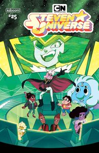 [Steven Universe: Ongoing #25 (Main Pena Cover) (Product Image)]