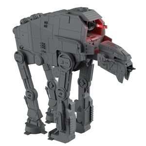 [Star Wars: The Last Jedi: Build & Play Model Kit: First Order Heavy Assault AT-M6 Walker (Product Image)]