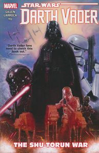[Star Wars: Darth Vader: Volume 3: Shu Torun War (Product Image)]