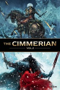 [Cimmerian: Volume 2: Frost Giants Daughter (Hardcover) (Product Image)]