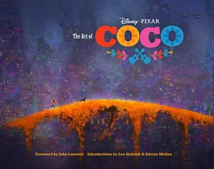 [The Art Of Coco (Hardcover) (Product Image)]