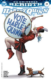 [Harley Quinn #29 (Variant Edition) (Product Image)]