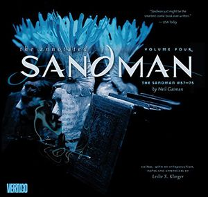 [Annotated Sandman: Volume 4 (Hardcover) (Product Image)]