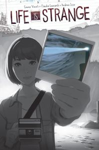 [Life Is Strange: Partners In Time #1 (Cover E Kuvshinov Black & White Variant) (Product Image)]