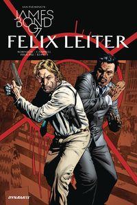 [James Bond: Felix Leiter #2 (Cover A Perkins) (Product Image)]