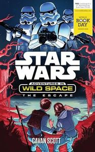 [Star Wars: Adventures In Wild Space: The Escape (Product Image)]