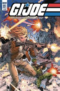 [Gi Joe A Real American Hero #251 (Cover B Royle) (Product Image)]