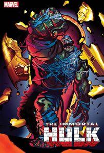 [Immortal Hulk #38 (Del Mundo Living Hulk Horror Variant) (Product Image)]