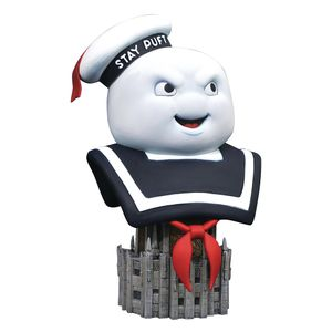 [Ghostbusters: Legends In 3D Bust: Mr Stay Puft (Product Image)]