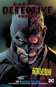 [Batman: Detective Comics: Volume 9: Deface The Face (Product Image)]