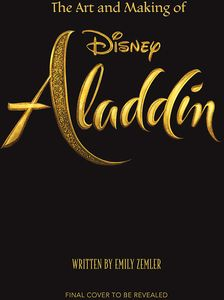 [The Art & Making Of Aladdin (Hardcover) (Product Image)]