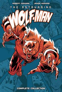 [Astounding Wolf-Man: Complete Collection (Hardcover) (Product Image)]