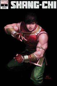 [Shang-Chi #1 (Inhyuk Lee Variant) (Product Image)]