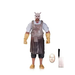 [DC: Batman: Arkham Knight: Action Figures: Professor Pyg (Product Image)]