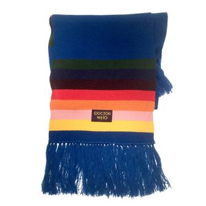 [Doctor Who: Scarf: 13th Doctor Rainbow (Forbidden Planet MCM 2019 Exclusive) (Product Image)]