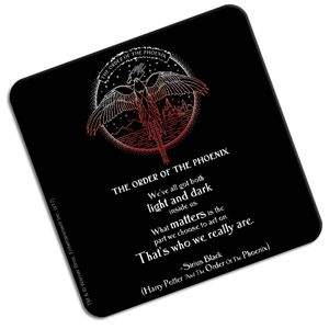 [Harry Potter: Coaster: The Order Of The Phoenix (Product Image)]