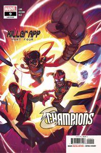 [Champions #9 (Product Image)]