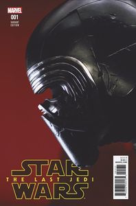 [Star Wars: The Last Jedi: Adaptation #1 (Movie Variant) (Product Image)]