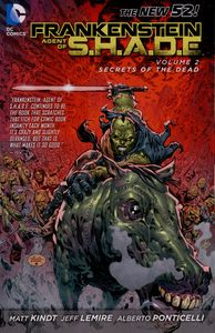 [Frankenstein: Agent Of S.H.A.D.E.: Volume 2: Secrets Dead (Product Image)]
