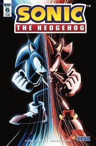 [Sonic The Hedgehog #6 (Cover B Yardley) (Product Image)]