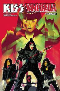 [Kiss/Vampirella #5 (Cover A Doe) (Product Image)]