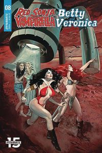 [Red Sonja & Vampirella Meet Betty & Veronica #8 (Cover A Dalton) (Product Image)]