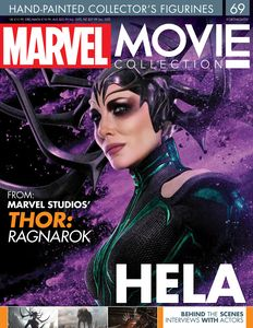 [Marvel Movie Collection #69 Hela (Product Image)]