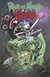 [Rick & Morty Vs Dungeons & Dragons (Signed Edition) (Product Image)]