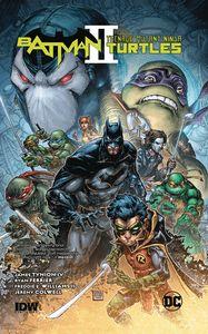 [Batman/Teenage Mutant Ninja Turtles II (Product Image)]