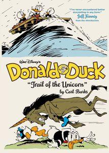 [Walt Disney's Donald Duck: Volume 5: Trail Of The Unicorn (Hardcover) (Product Image)]
