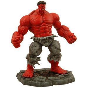 [Marvel Select: Action Figures: Red Hulk (Product Image)]