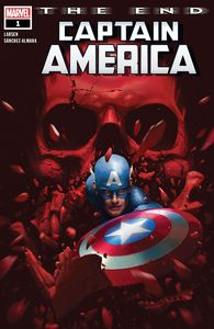 [Captain America: The End #1 (Product Image)]