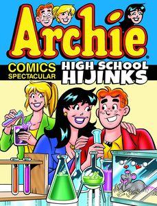 [Archie: Comics Spectacular: High School Hijinks (Product Image)]
