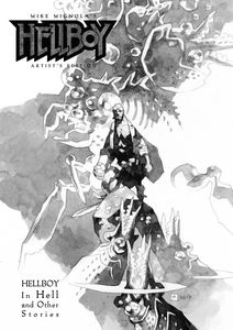[Hellboy: Artists Edition: Mike Mignola (Hardcover) (Product Image)]