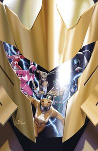 [Mighty Morphin #12 (Cover C Lee) (Product Image)]