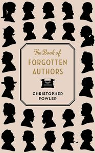 [The Book Of Forgotten Authors (Hardcover) (Product Image)]