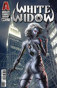[White Widow #1 (Main Cover) (Product Image)]