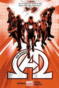[New Avengers: By Jonathan Hickman: Volume 1 (Hardcover) (Product Image)]