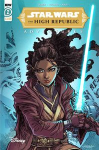 [Star Wars: High Republic Adventures #2 (Product Image)]