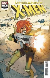 [Uncanny X-Men #13 (Bengal Character Variant) (Product Image)]