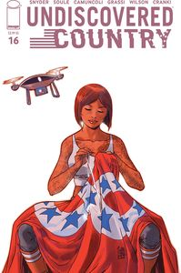 [Undiscovered Country #16 (Cover A Camuncoli) (Product Image)]