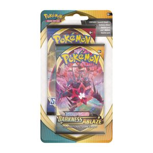 [Pokemon: Sword & Shield 3: Darkness Ablaze: Blister 2-Pack (Product Image)]