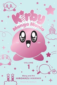 [Kirby Manga Mania: Volume 1 (Product Image)]