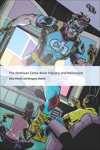 [The American Comic Book Industry & Hollywood (Product Image)]